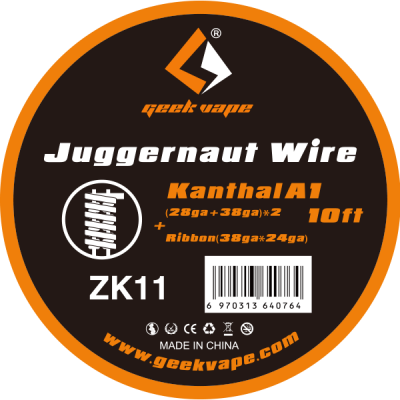 Geek Vape wire Juggernaut