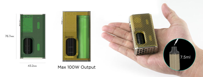 Luxotic Box Mod Wismec