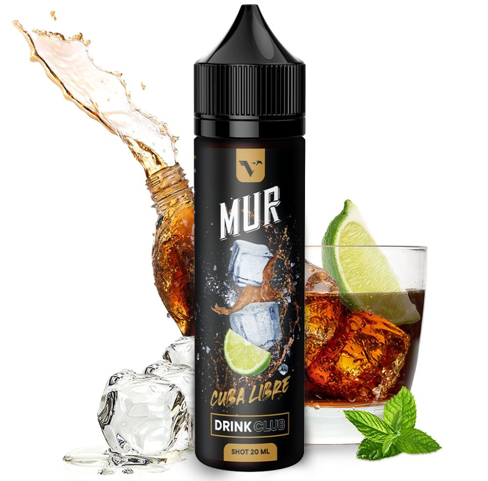 Mur Drink Club Cuba Libre 20ml/60ml Flavorshot
