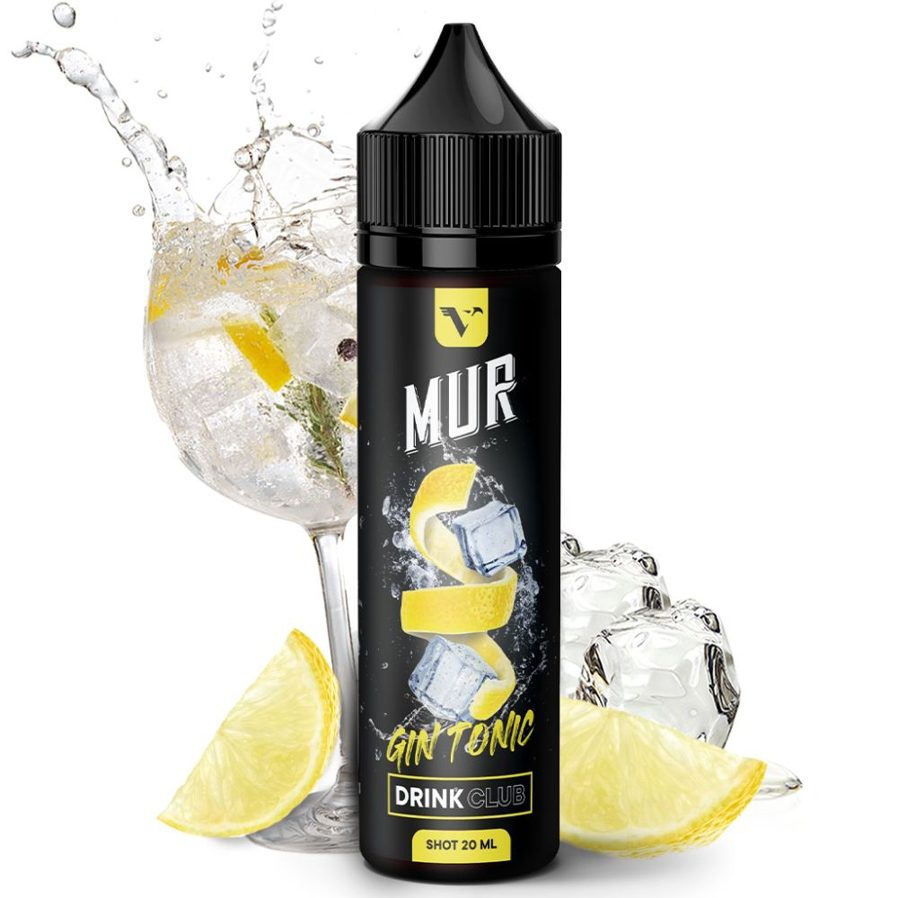 Mur Drink Club Gin Tonic 20ml/60ml Flavorshot