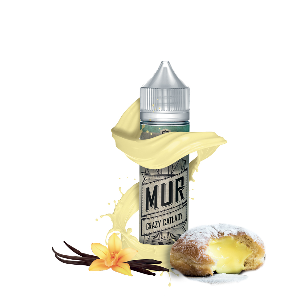 Mur Flavorshots Crazy Cat Lady