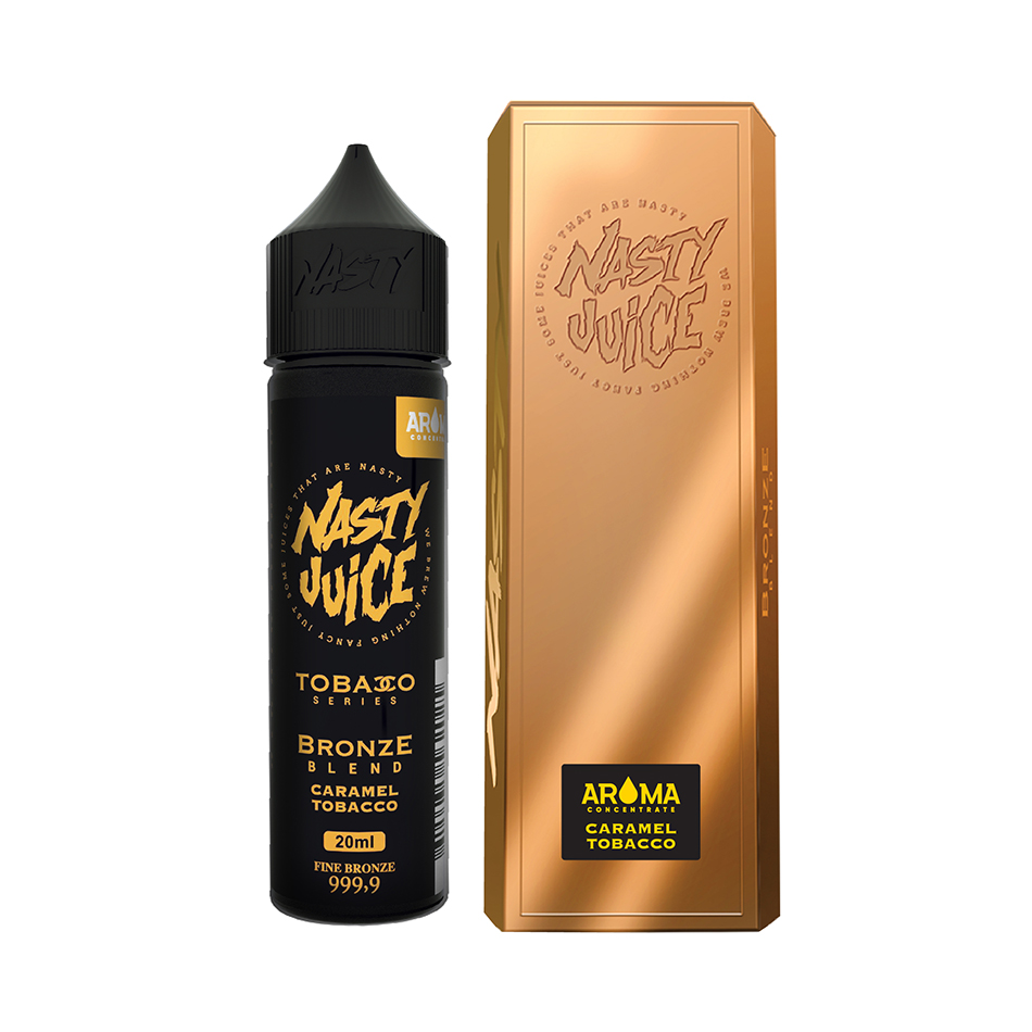 Nasty Juice Tobacco Series Bronze Blend Flavorshots