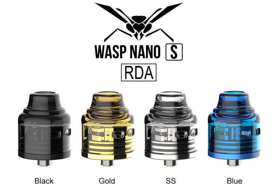 Oumier Wasp Nano S RDA