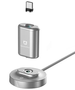 Μαγνητικός Φορτιστής και Power Bank 400mah