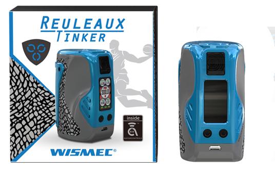 Reuleaux Tinker Mod WISMEC