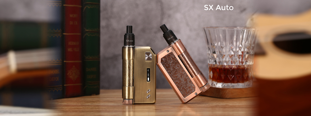 SX Mini Auto Squonker Kit