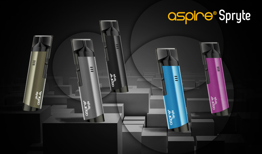 Spryte Aspire Pod Kit