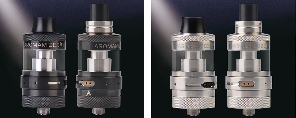 Steam Crave Aromamizer RTA Lite Atomizer