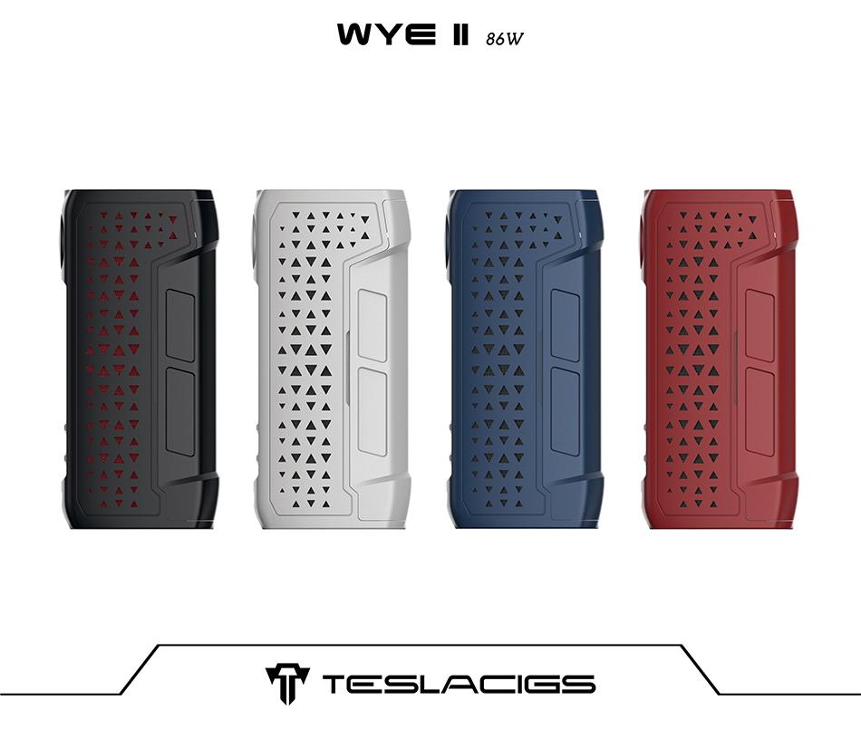 Teslacigs WYE 2 86W Box Mod