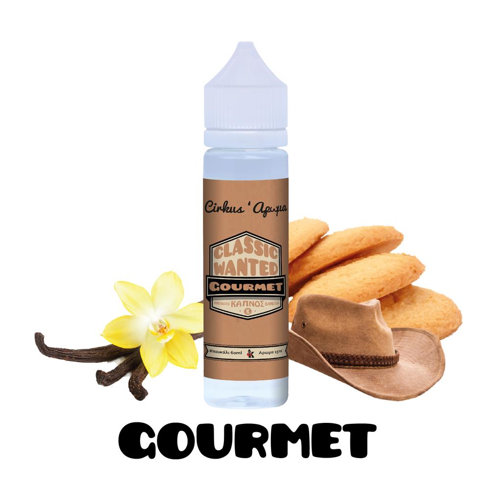 VDLV Classic Wanted Gourmet 15ml/60ml Flavorshot