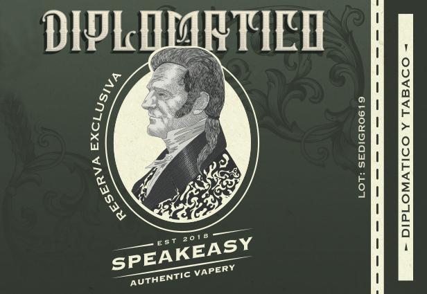 Diplomatico Speakeasy Flavorshots
