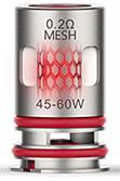 GTX 0.2ohm Mesh Coil