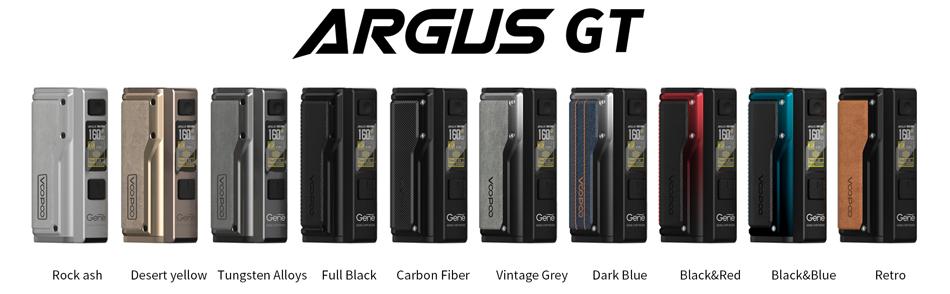 Voopoo Argus GT 160W Box Mod