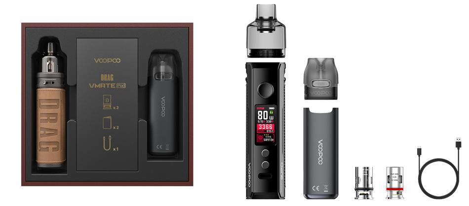 Voopoo Drag X - V Mate Limited Edition Kit