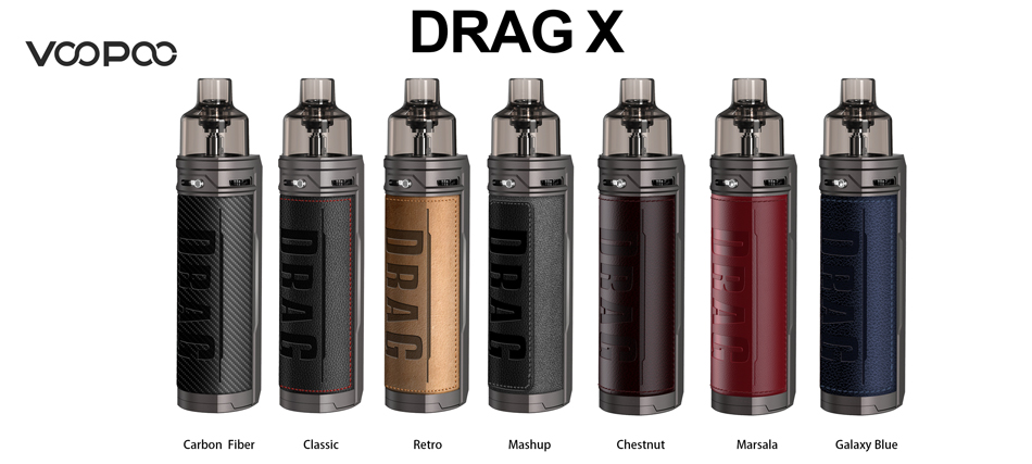 Voopoo Drag X Pod Kit