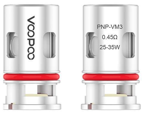 Voopoo PnP VM3 0.45 ohm Coil