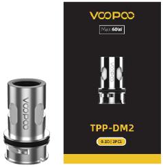 Voopoo TPP DM2 0.2 ohm Coil