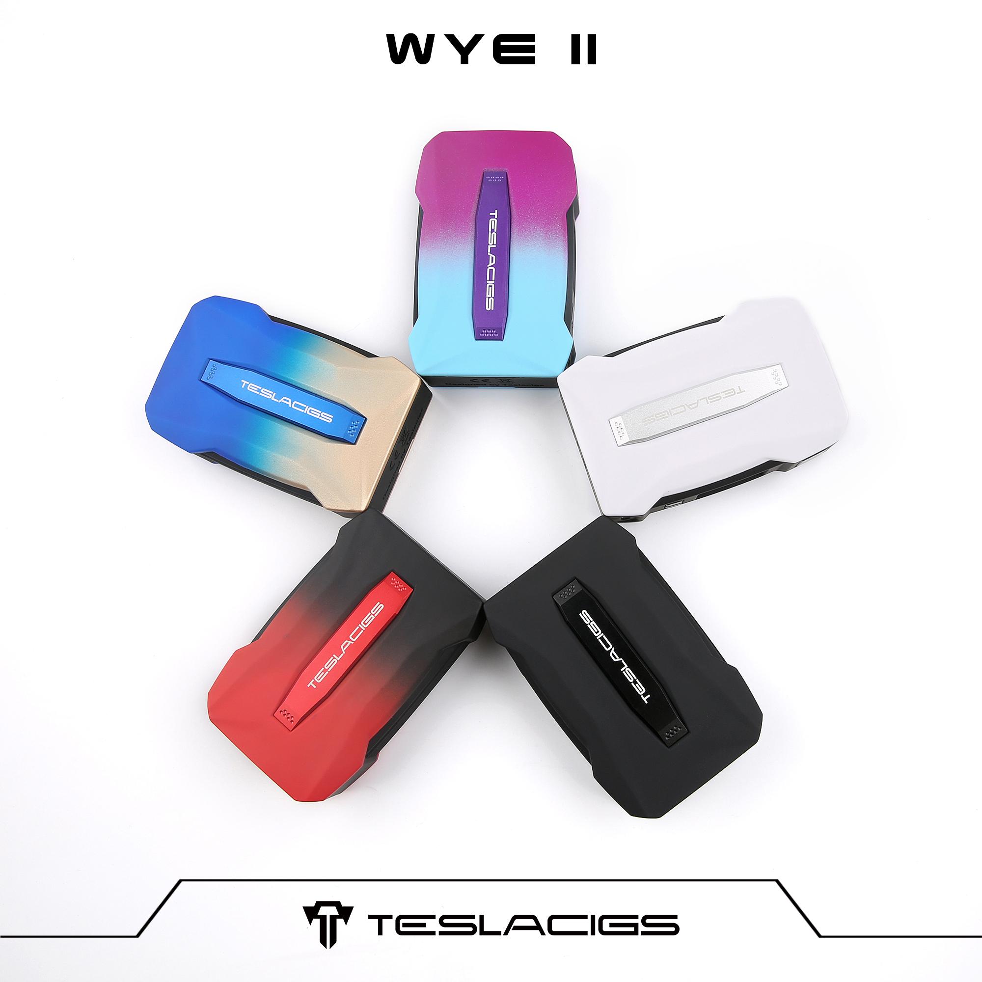 WYE II 215W Mod TESLACIGS