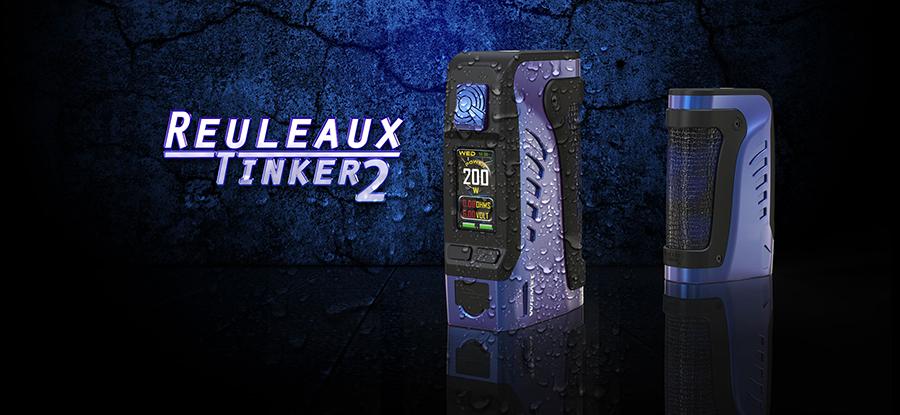 Wismec Reuleaux Tinker 2 Mod