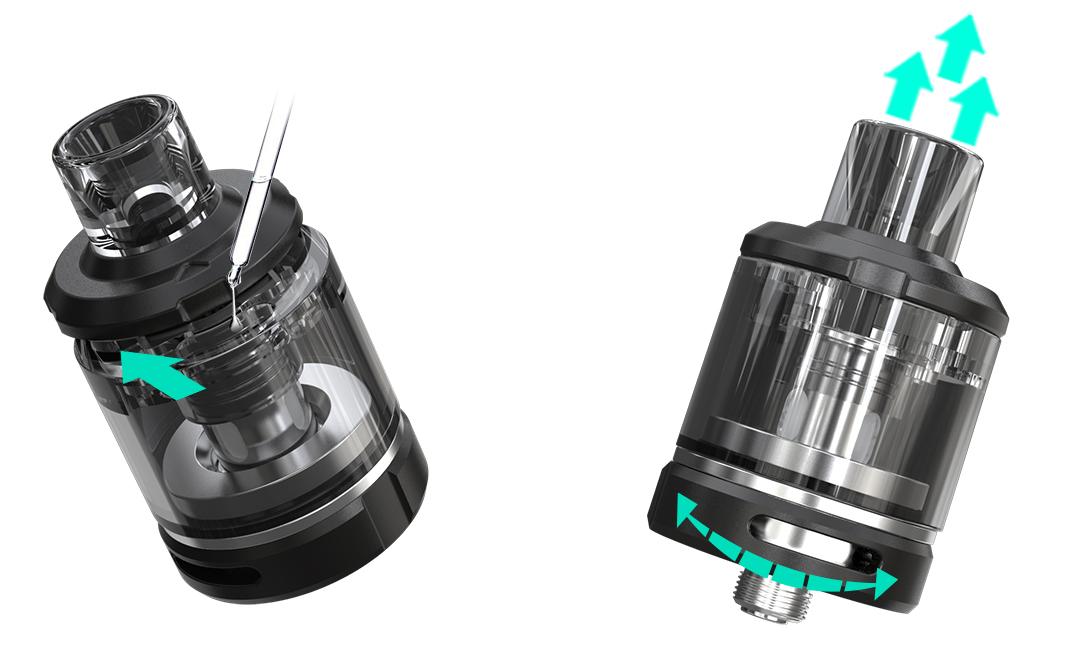 Amor NSE Atomizer Refil System