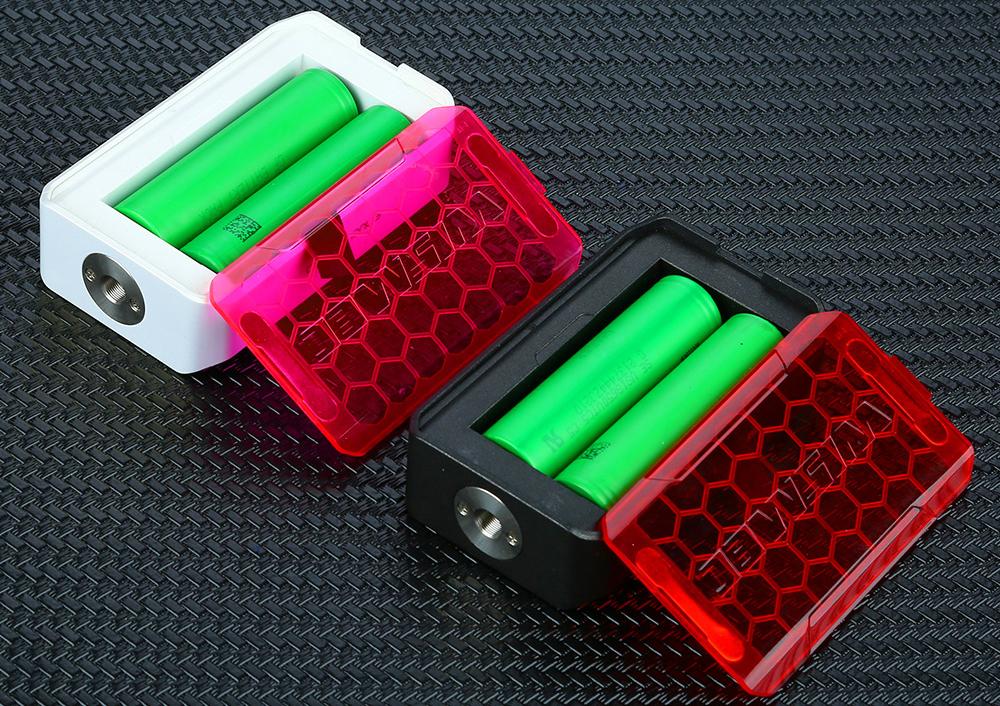 Wismec Sinuous V200 Mod 2 x 18650 Batterys